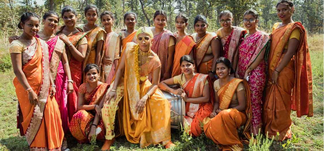 Devika Jodhani x Madam Gandhi