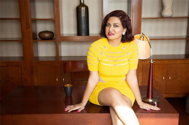 Devita Saraf CEO Of VU Televisions