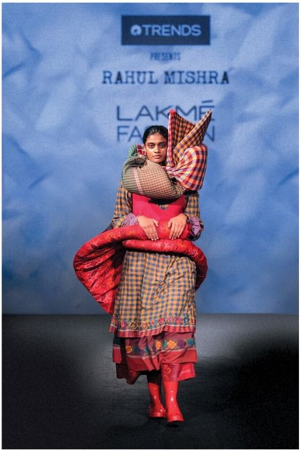 Lakme Fashion Week Spring Resort 2020 Our Favorite Looks From The Runway Grazia India