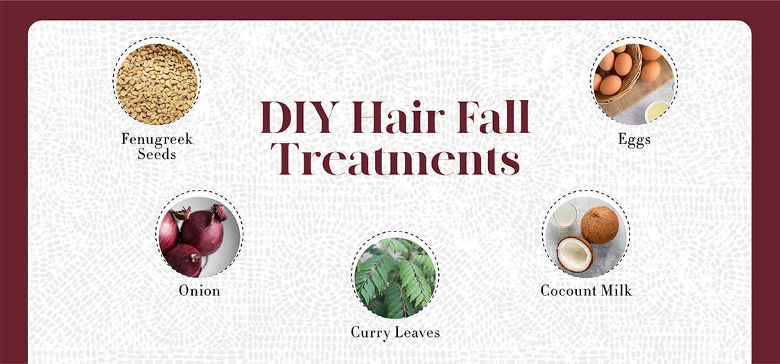 Diy Hair Fall Treatment