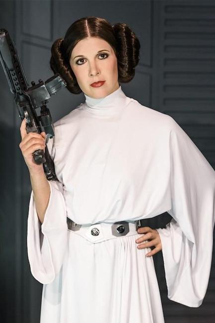 Hair Leia Buns