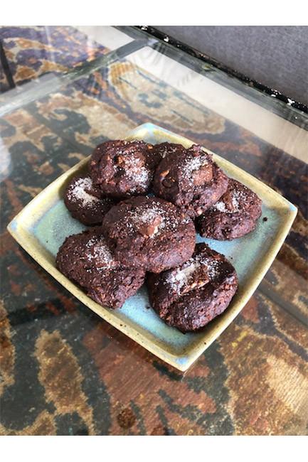 Monica cookies