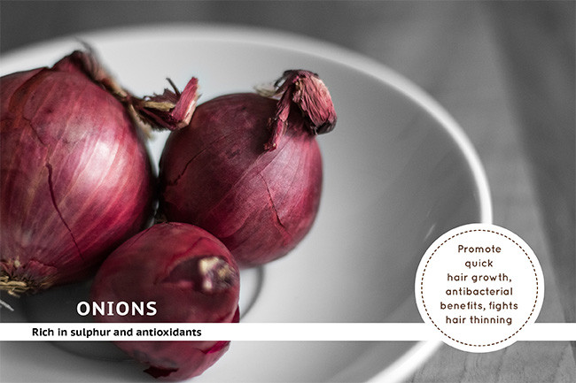Onions For Hair Fall Treatments