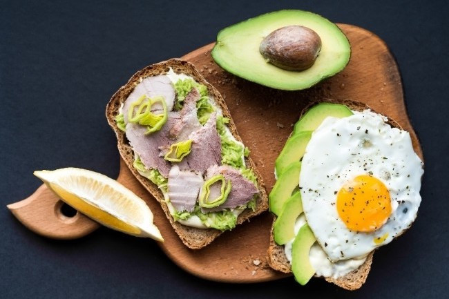 Breakfast Ideas Avocado