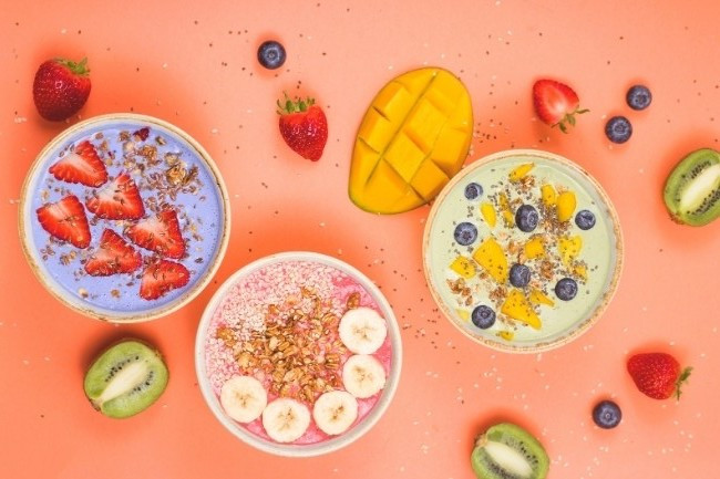 Breakfast Ideas Smoothie Bowls