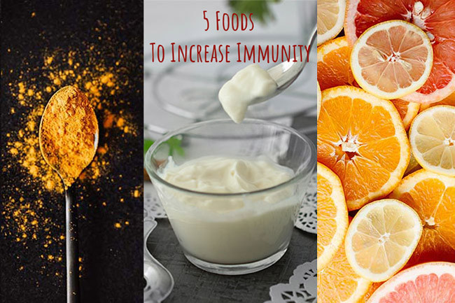 Foods To Increase Immunity