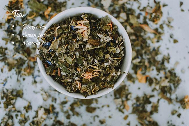 Foods To Increase Immunity Tea