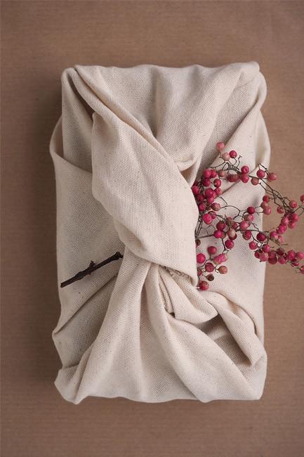 gift wrapping grazia
