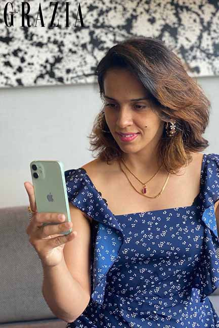 saina nehwal phone
