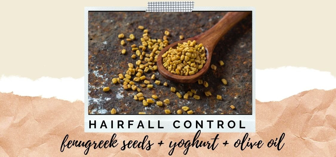 Fenugreek Hair Mask At Home