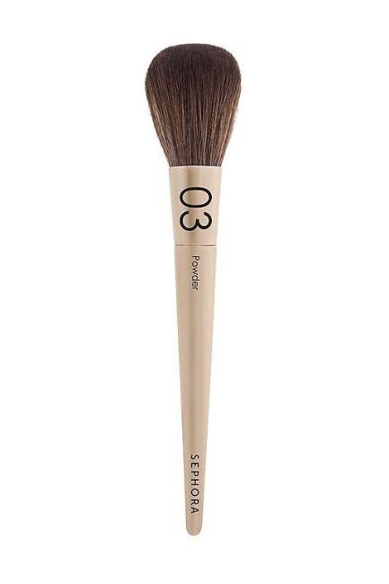 Make-Up Brushes for Beginners - Powder Brush