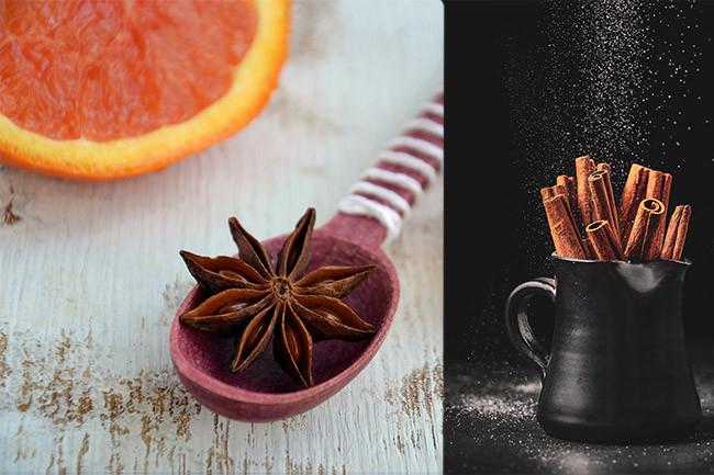 Detox Drink Spiced Orange And Anise Iced Tea