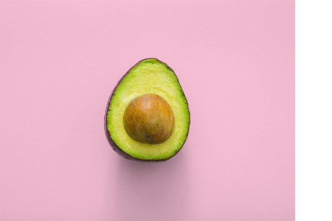 Food For Hair Growth Avocados