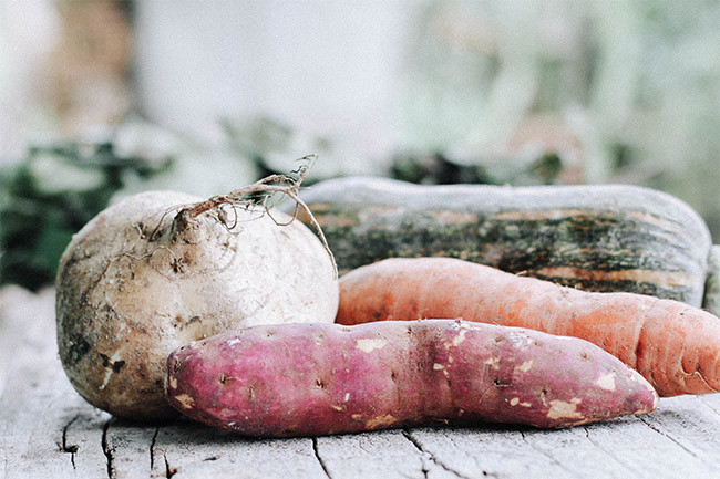 Food For Hair Growth Sweet Potatoes