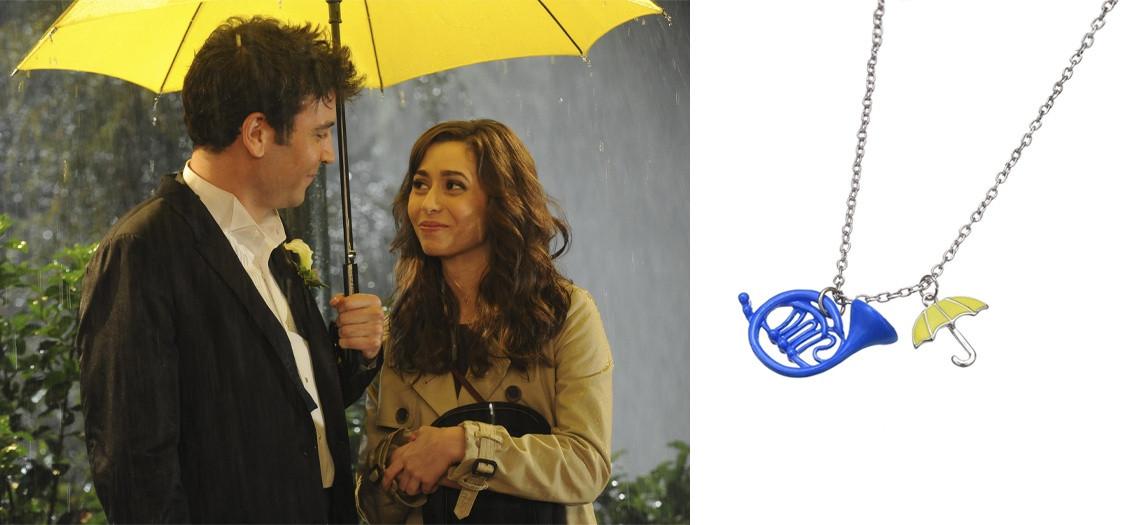 himym umbrella french horn