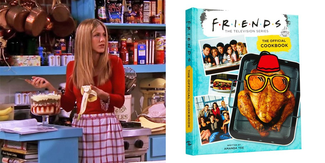 friends rachel green trifle