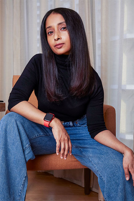 Rangita Nandy