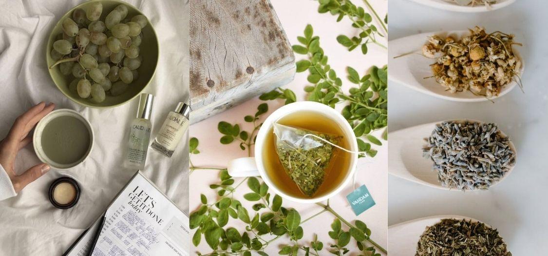 Nature's Power Ingredient: Green Tea