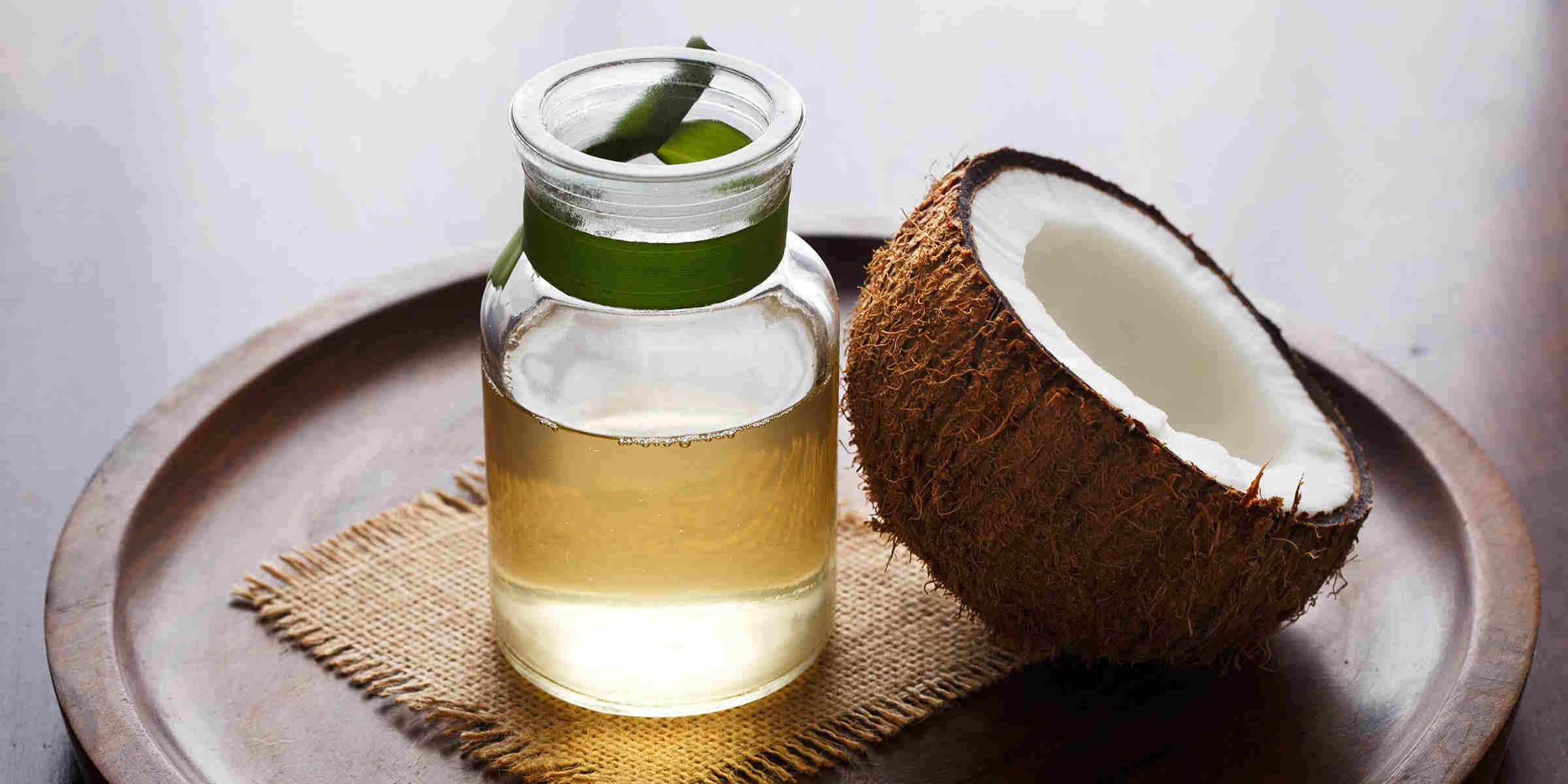 Best Oil For Hair Growth Coconut Oil