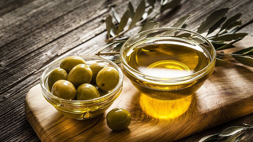Best Oil For Hair Growth Olive Oil