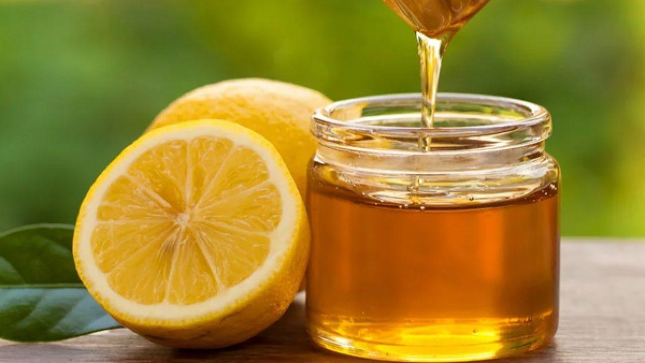 Blackhead Removal Mask Lemon And Honey