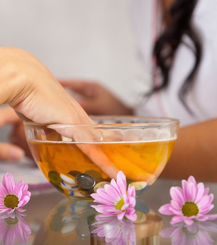 Brittle Nails Remedy Apple Cider Vinegar