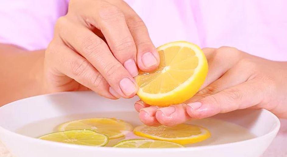 Brittle Nails Remedy Lemon Juice