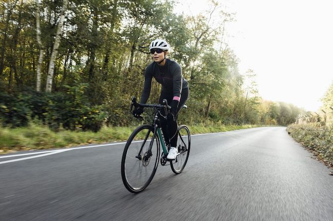 Benefits of Cycling: Builds Muscle