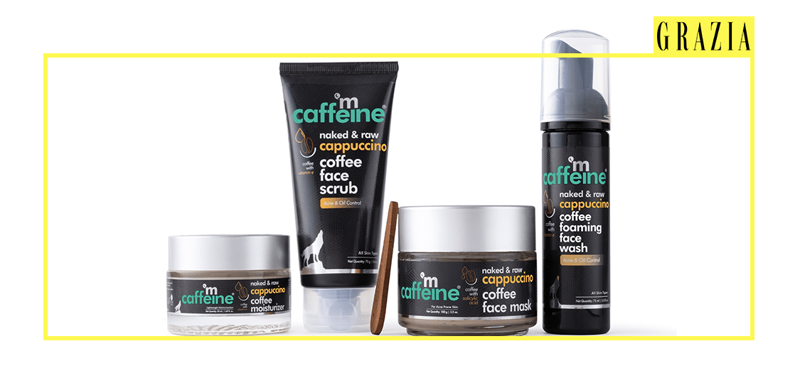 A Caffeinated Solution That Kills 99.9% Acne Causing Germs By mCaffeine