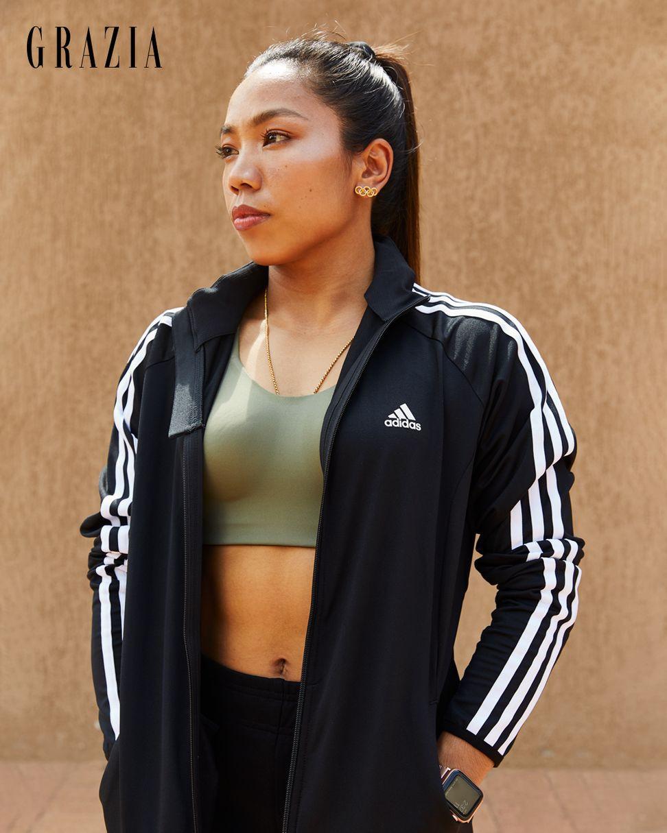 Mirabai Chanu Olympic Medallist
