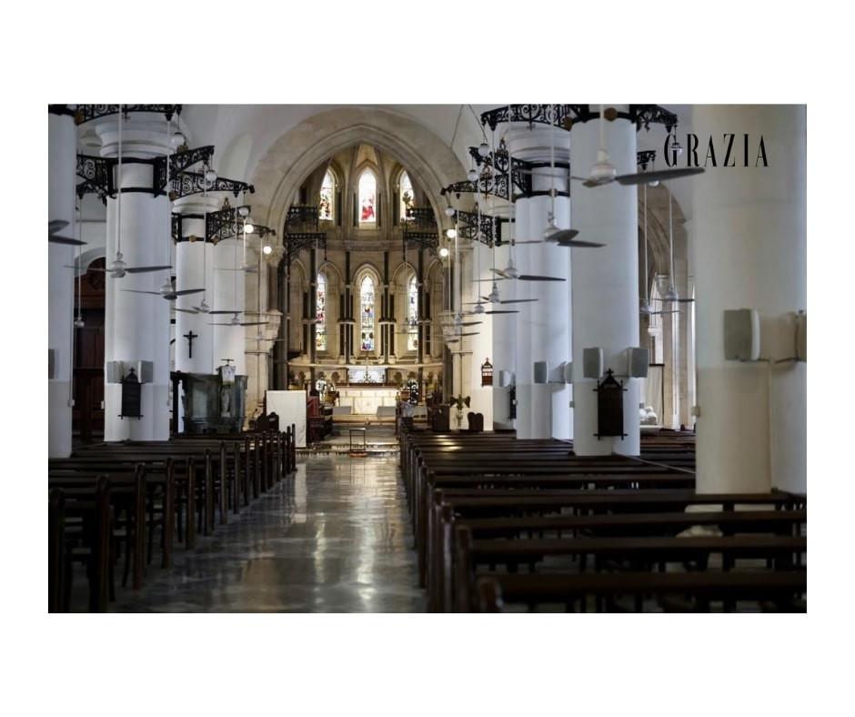 Canon R5 church