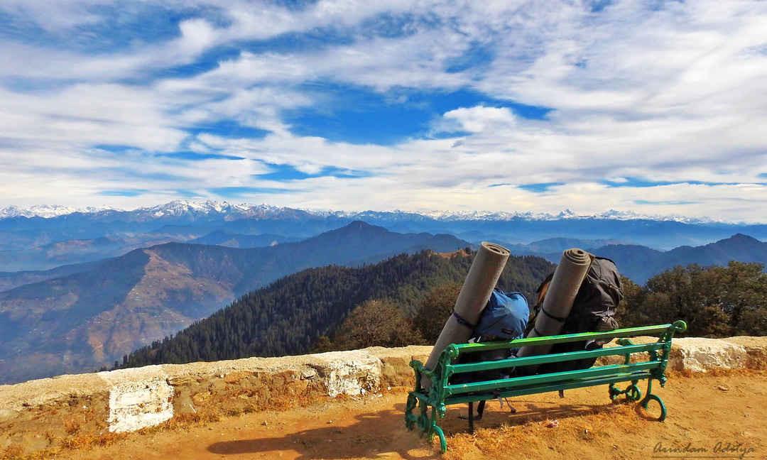 Hatu Peak, Shimla