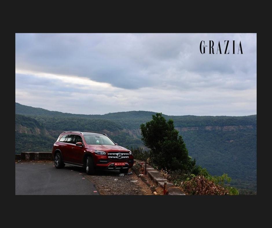 Canon R5 Mountains Mercedes