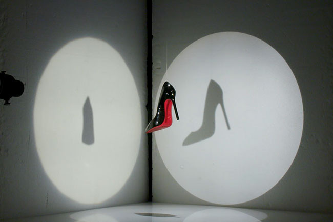 In the Footsteps of Louboutin