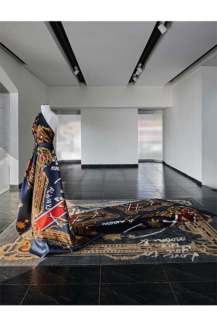 Hand crafted rugs