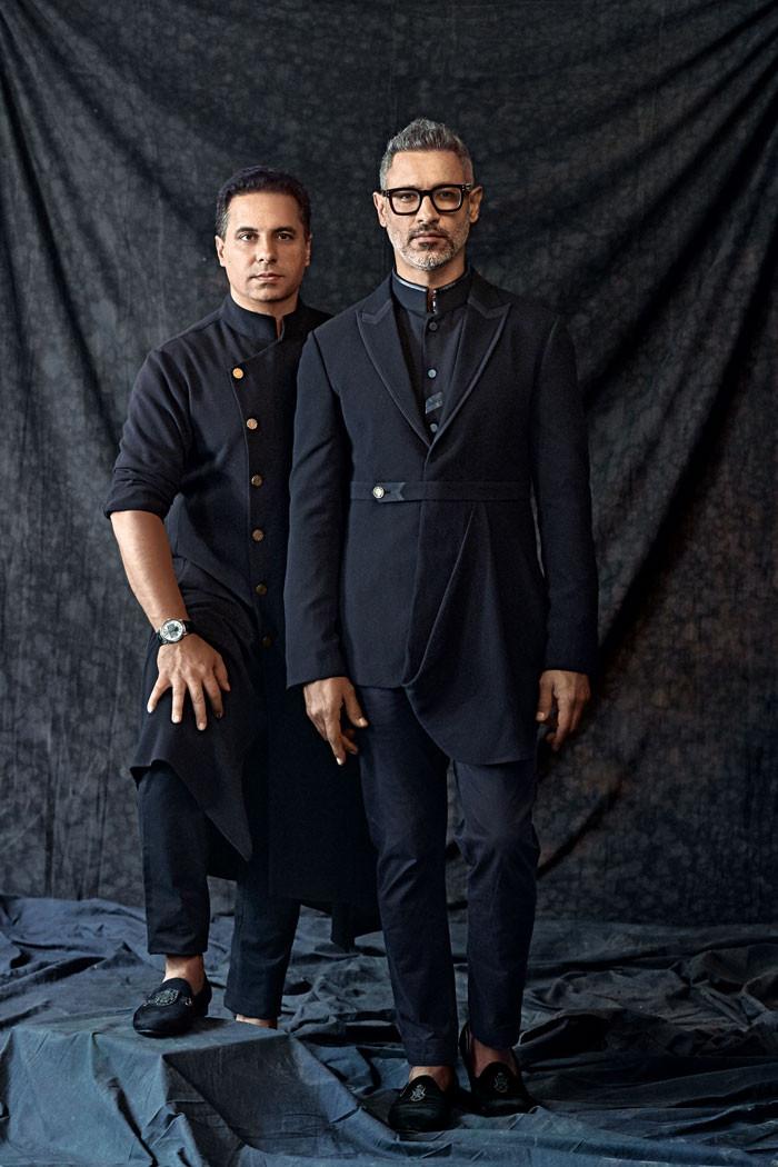 Shantanu and Nikhil