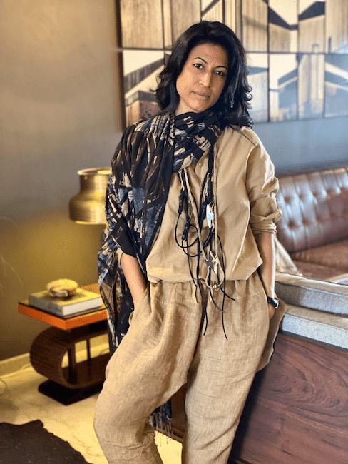 Deepshikha Khanna, Creative Director, Good Earth FLOW