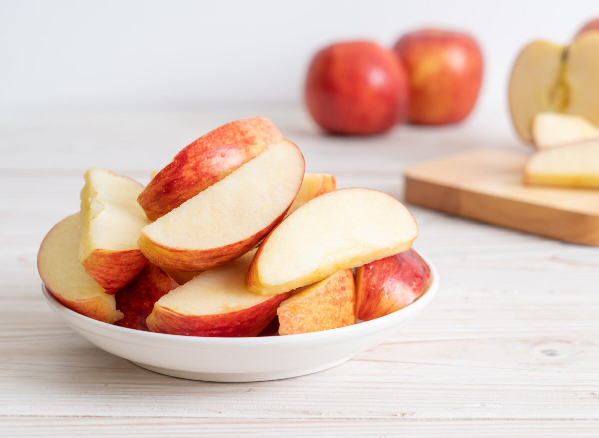 Healthy Snack Foods Apple