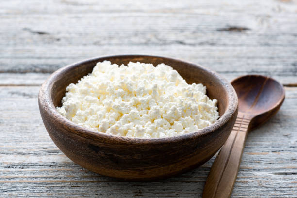 Healthy Snack Foods Cottage Cheese