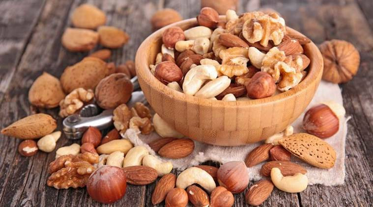 Healthy Snack Foods Dry Fruits