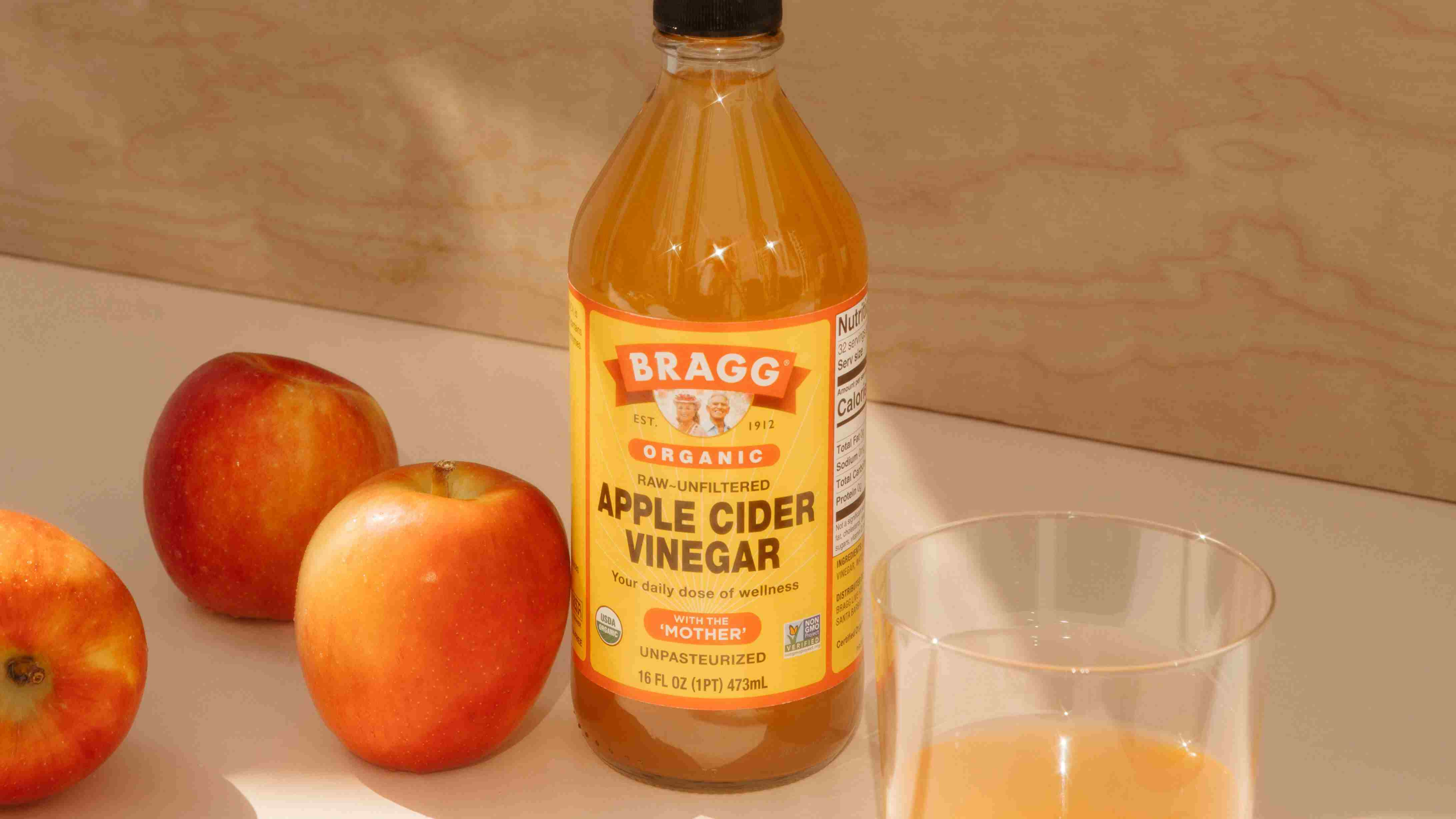 Home Remedies For Acne Apple Cider Vinegar