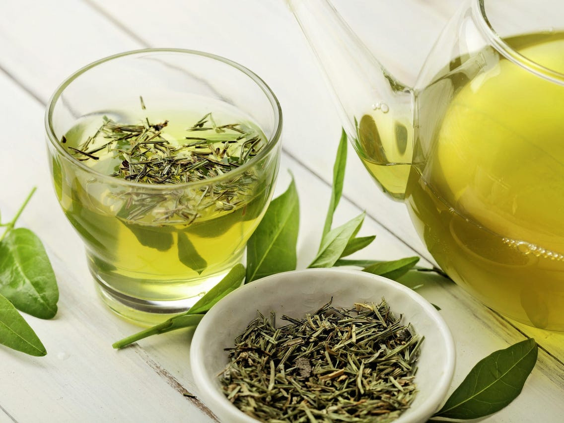 Home Remedies For Acne Green Tea