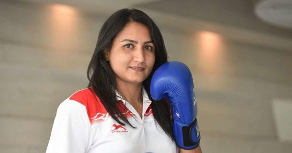 Indian Athlete