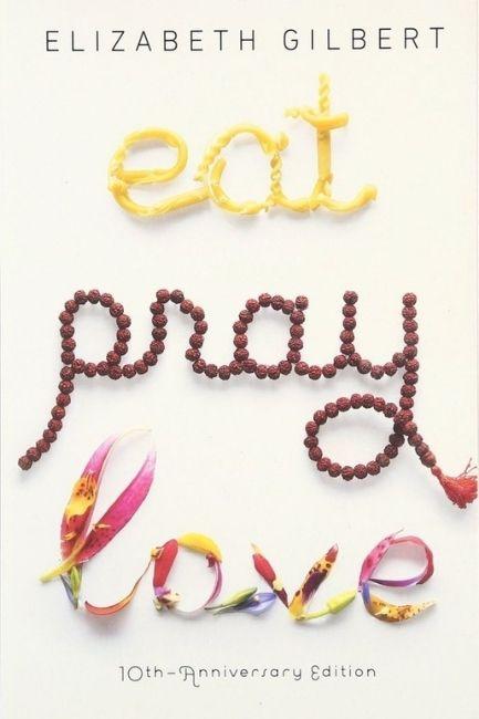 Teenager Book Eat Pray Love
