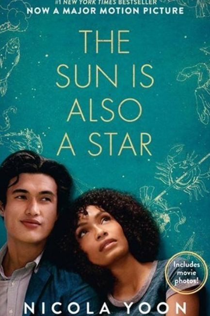 Teenager Book The Sun Is Also A Star By Nicola Yoon