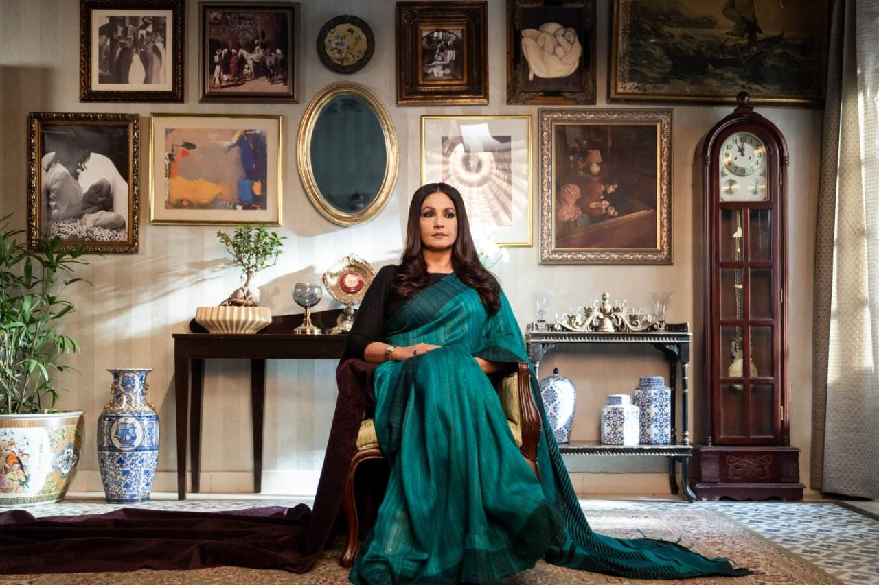 Pooja Bhatt Bombay Begums