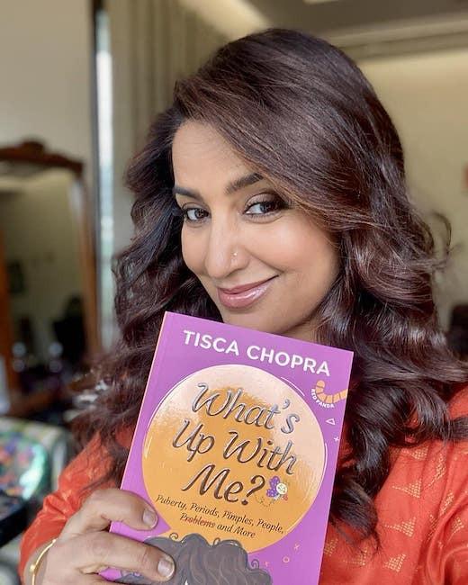 Tisca Chopra