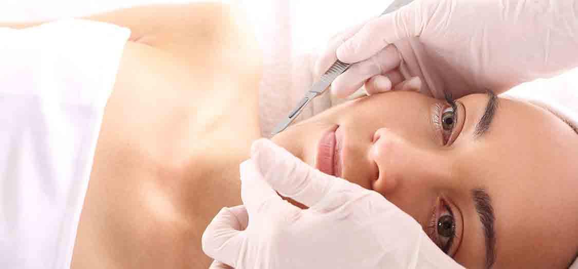 dermaplaning treatment skincare