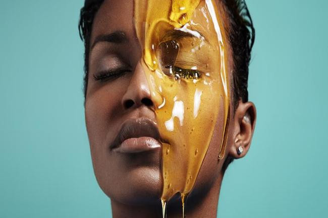 Face Mask The Calming Honey Mask