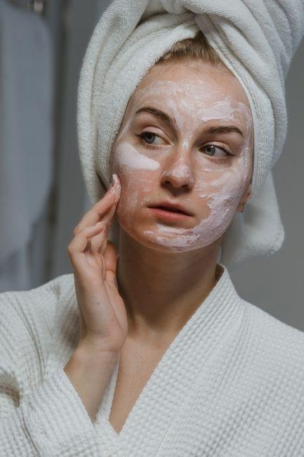 Oats Skincare Face Mask